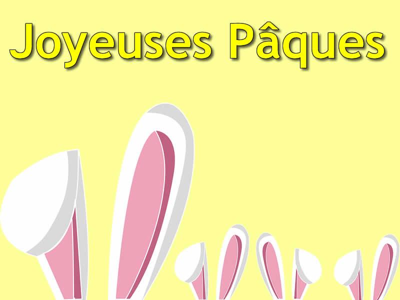 Images de Pâques pour Facebook