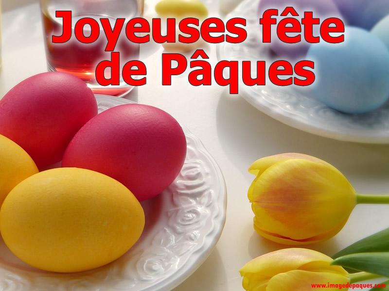 Images Joyeuses fête de Pâques