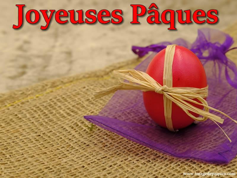 Joyeuses Pâques gratuites