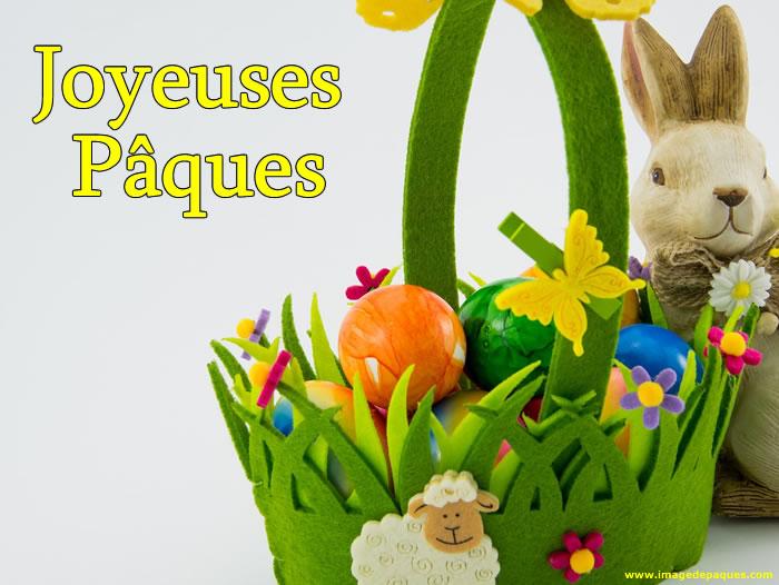 Images gratuites Lapin Pâques